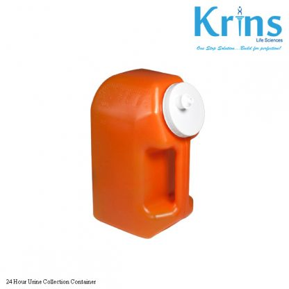 24 Hour Urine Collection Container