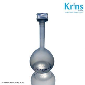 volumetric flasks, class b