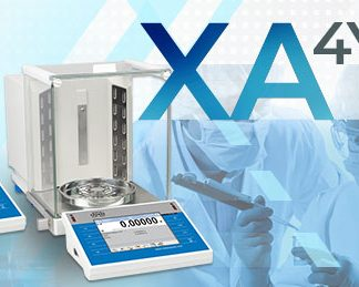 XA 4Y.M and XA 4Y.M.A microbalances