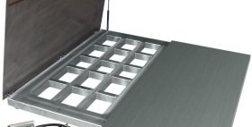 WPT/4 H Stainless Steel Platform Scales