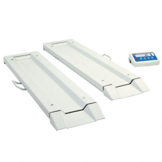 WPT/8B 300C Ramps Bed Scale
