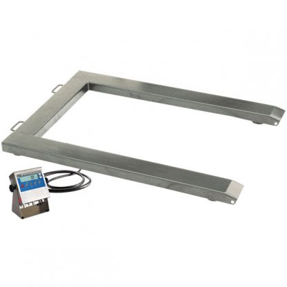 WPT/4P/H Stainless Steel Pallet Scales