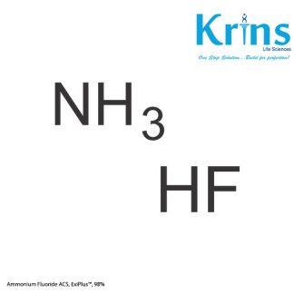 ammonium fluoride acs, exiplus™, 98%