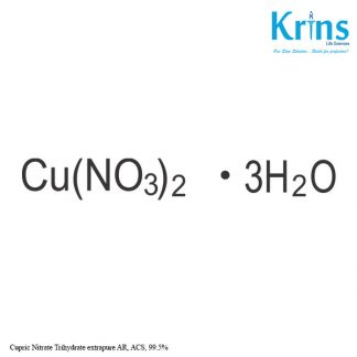 cupric nitrate trihydrate extrapure ar acs 99.5%