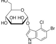 5-Bromo-4-Chloro-3-Indolyl-_-D-Ribofuranoside extrapure, 95%