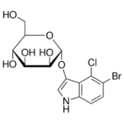5-Bromo-4-Chloro-3-Indolyl-B-D-Glucuronide Cyclohexylammonium Salt for tissue culture, 99%