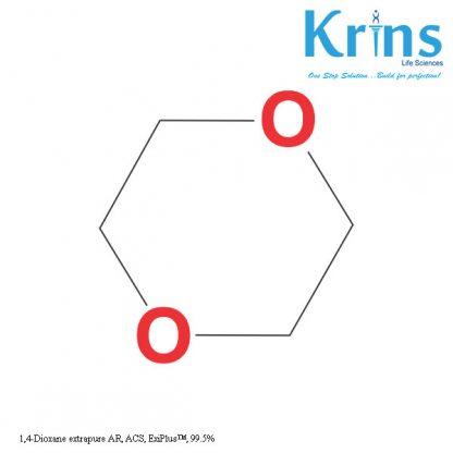 1,4-Dioxane extrapure AR, ACS, ExiPlus™, 99.5%