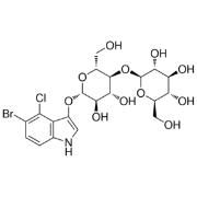 5-Bromo-4-Chloro-3-Indolyl-b-D-Cellobioside (X-Cellobioside, X-B-D-Cel) extrapure, 99%
