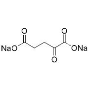 a-Ketoglutaric Acid Disodium Dihydrate extrapure, 98%