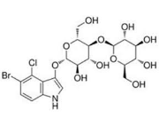 5-Bromo-4-Chloro-3-Indolyl-_-D-Glucoronide Sodium Salt Trihydrate extrapure, 98%