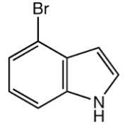 4-Bromo Indole pure, 96%
