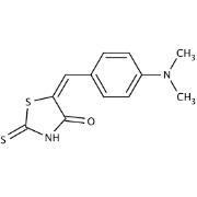 5-(4-Dimethylaminobenzylidene) Rhodanine pure, 98%