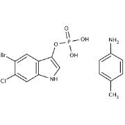 5-Bromo-6-Chloro-3-Indolylphosphate-p-Toluidine Salt (BCIP Red) extrapure, 95%