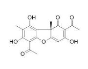 (+)- Usnic Acid, 95%