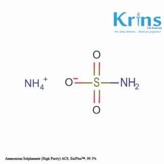 Ammonium Sulphamate (High Purity) ACS, ExiPlus™, 99.5%