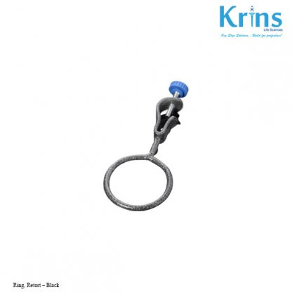 ring, retort – black