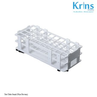 test tube stand (wire pat tern)