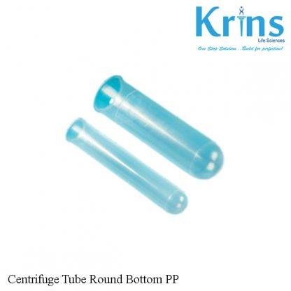 centrifuge tube round bottom pp