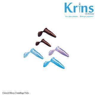 colored micro centrifuge tube