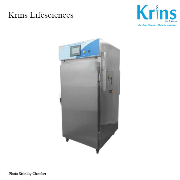 photo stability chamber by krins life sciences