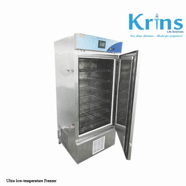 ultra low temperature freezer krins lifesciences